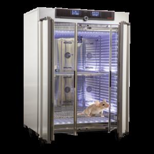 Memmert Constant klimaatkamer voor het diervriendelijk houden van muizen HPPlife