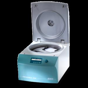HETTICH : gratis rotor bij centrifuge
