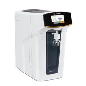Purification d'eau de laboratoire