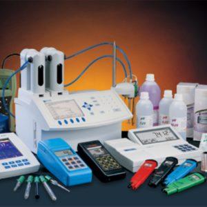 Test- en meetapparatuur