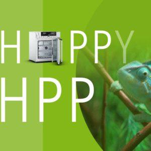 HPP Memmert blaast 10 kaarsjes uit