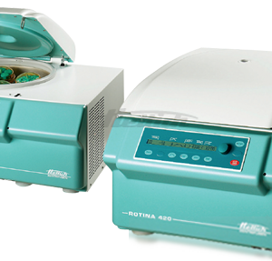 HETTICH centrifuges – GRATIS installatie Rotina 420 (R) of 460 (R)