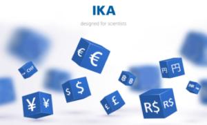 IKA nieuwe prijzen vanaf 1 november 2019