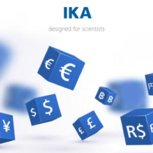 IKA : nieuwe prijzen vanaf 01/11/2019